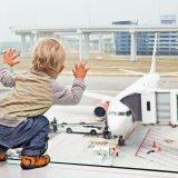 赤ちゃん 海外旅行 飛行 空港