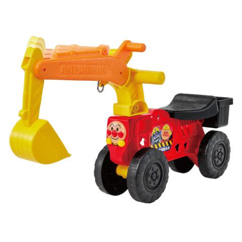 要出典 ショベルカー おもちゃ アンパンマン ほって!すくって!わんぱくショベルカー