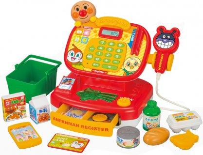 要出典 レジスター おもちゃ プレゼント セガトイズ アンパンマン ピピッとおかいもの!アンパンマンレジスター