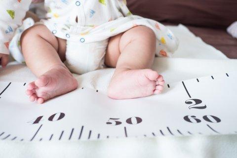 赤ちゃん 身長