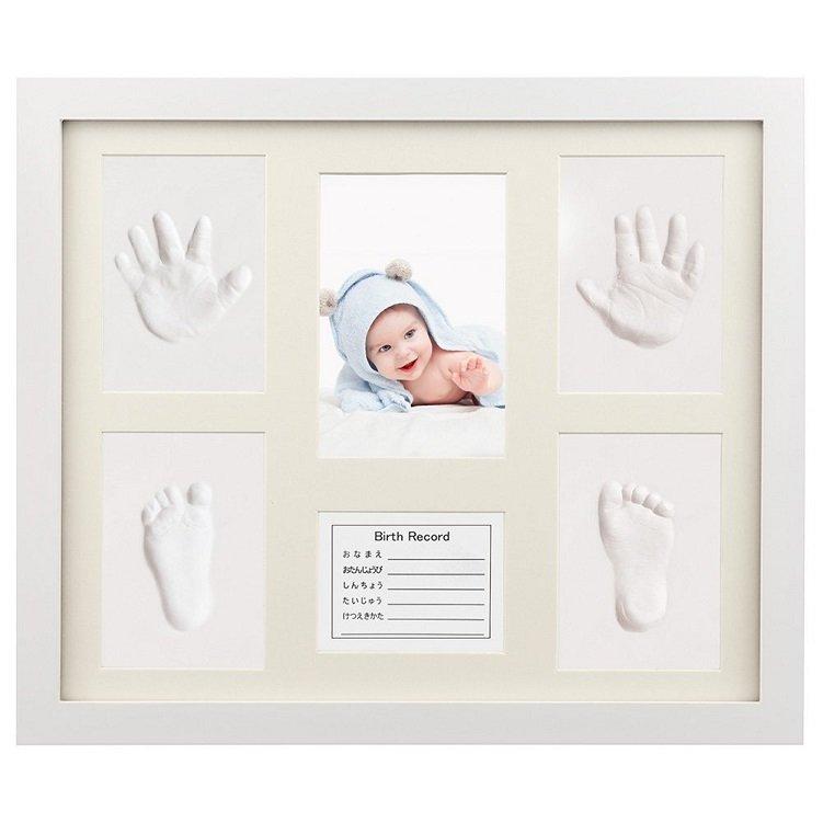 手形 型 赤ちゃん 足