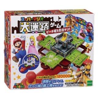 要出典 5歳 男の子 誕生日プレゼント エポック社 スーパーマリオ 大迷路ゲーム ピーチ姫を救出せよ!
