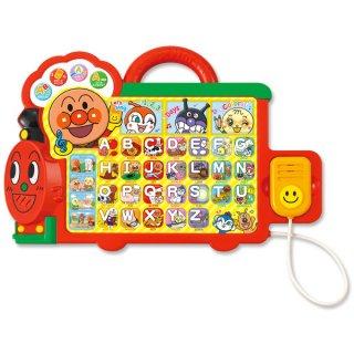 要出典  おもちゃ 英語 セガトイズ アンパンマン うたって♪そだてる♪英語耳 チャチャチャ チャンツ♪ はじめてのアンパンマンABCボード