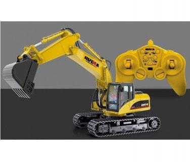 要出典  ショベルカー おもちゃ FK Toys Club ラジコン ショベルカー15CH掘削機