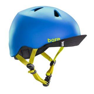 要出典 ヘルメット 子供 バーン NINO 子供用ヘルメット バイザーつき
