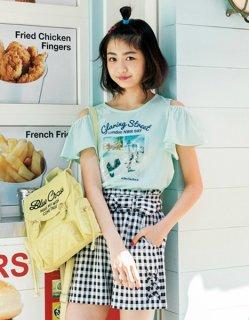 要出典 女子小学生のファッション ブルークロスガールズ
