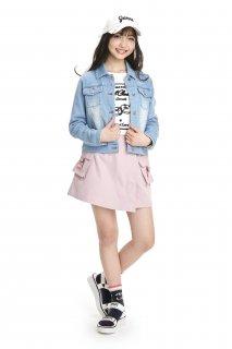 要出典 女子小学生のファッション ジェニー