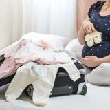 出産準備 荷物