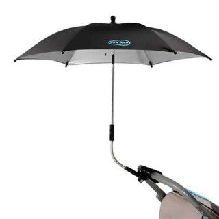 要出典 レイングッズ ベビーカー用 傘付きスタンド
