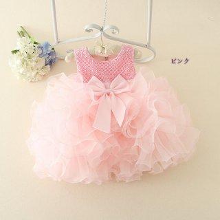 要出典 ベビードレス 赤ちゃん ベビードレス チュールスカート 女の子