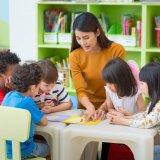 3歳 集団遊び 幼稚園 保育園