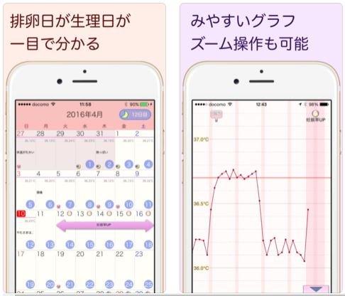 要出典 Eggy 妊活アプリ