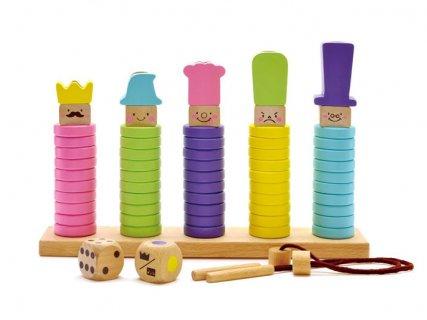 要出典 1歳 男の子 誕生日プレゼント ウッディプッディ RING10 つみきの王国