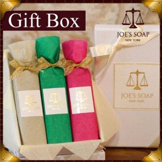 要出典 出産内祝い JOE'S SOAP(ジョーズソープ) オリーブソーププチセット