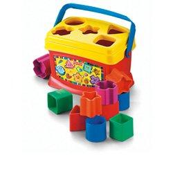 要出典 生後7ヶ月 知育玩具 はじめてのブロック K7167
