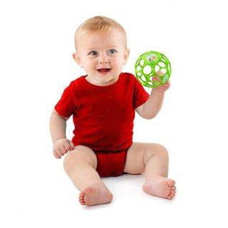 要出典 生後8ヶ月 知育玩具 オーボールラトル