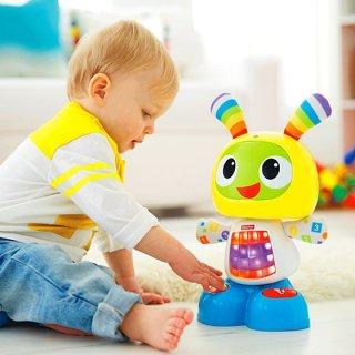 要出典 生後9ヶ月 知育玩具 フィッシャープライス ダンス&ムーブ! バイリンガル・ビーボ DRD31