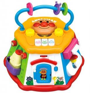 要出典 生後10ヶ月 知育玩具 アンパンマン おおきなよくばりボックス
