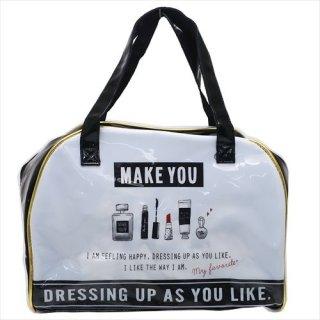 プールバッグ 女の子用 カミオジャパン MAKE YOU ボストン型プールバッグ サマーアイテム