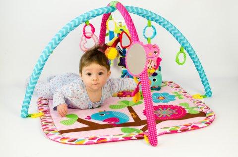 ベビージム 赤ちゃん おもちゃ プレイジム