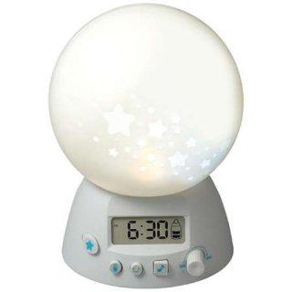要出典 授乳ライト 夜の赤ちゃんのお世話に!授乳時間が記録できるLEDライト 全体