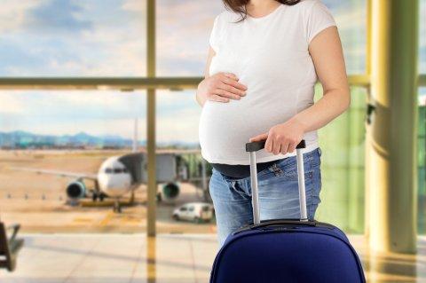 妊婦 妊娠 飛行機 旅行