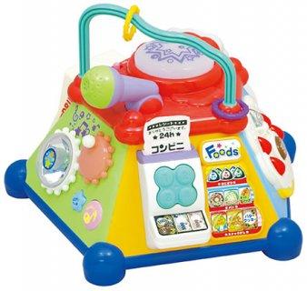 要出典 生後11ヶ月 知育玩具 ローヤル やみつきごっこボックス No.7770