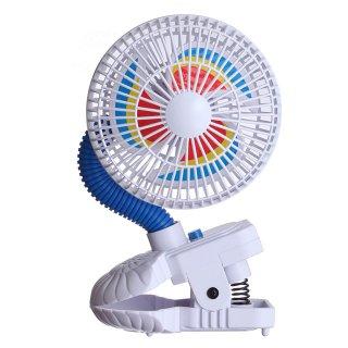 要出典 ベビーカー 暑さ対策  ケルガー ベビーカー扇風機