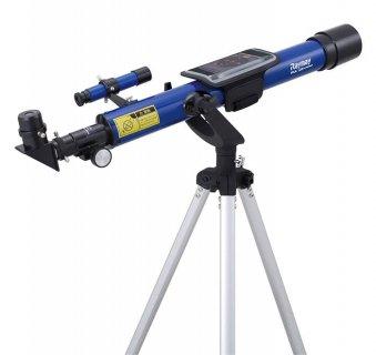要出典 10歳 男の子 プレゼント レイメイ藤井 天体望遠鏡 屈折式 経緯台 50倍