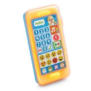 スマホ・携帯のおもちゃ フィッシャープライス にこにこ! ラーニング わんわんのバイリンガル スマートフォン
