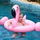 要出典 赤ちゃん 子供 浮き輪 足入れタイプ