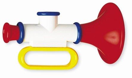 要出典 1歳のおもちゃ ボーネルンド 最初のラッパ トランペット
