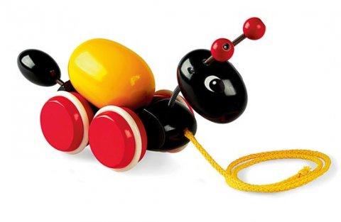 要出典 1歳 おもちゃ ローリングエッグとアリさん ブリオ