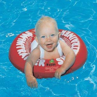 要出典 赤ちゃん 子供 浮き輪 インテックス スイムトレーナークラシック
