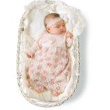 要出典 生後0~6ヶ月 女の子 ベビー服 ブランド コンビミニ ラップドレス