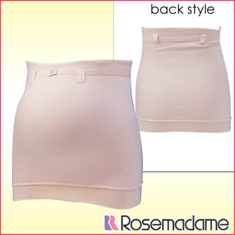 要出典 腹帯 妊婦帯 ローズマダム 妊婦帯 腹巻タイプ
