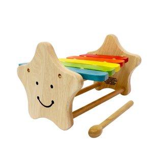 要出典 木琴 おもちゃ エデュテ スマイリーシロフォン