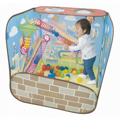 要出典  1歳 誕生日プレゼント 女の子 トイザらス限定 頭と体の知育ボールコースター