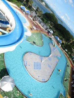 鹿児島県のプール ダグリ岬遊園地 海水プール(鹿児島県志布志市)