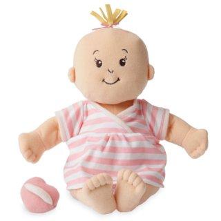 要出典 2歳 女の子 誕生日プレゼント ボーネルンド マンハッタントーイ お世話人形 ベビー・ステラ