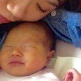 妊娠・出産体験記 オリジナル 出産 赤ちゃん 新生児 T ロゴ入り