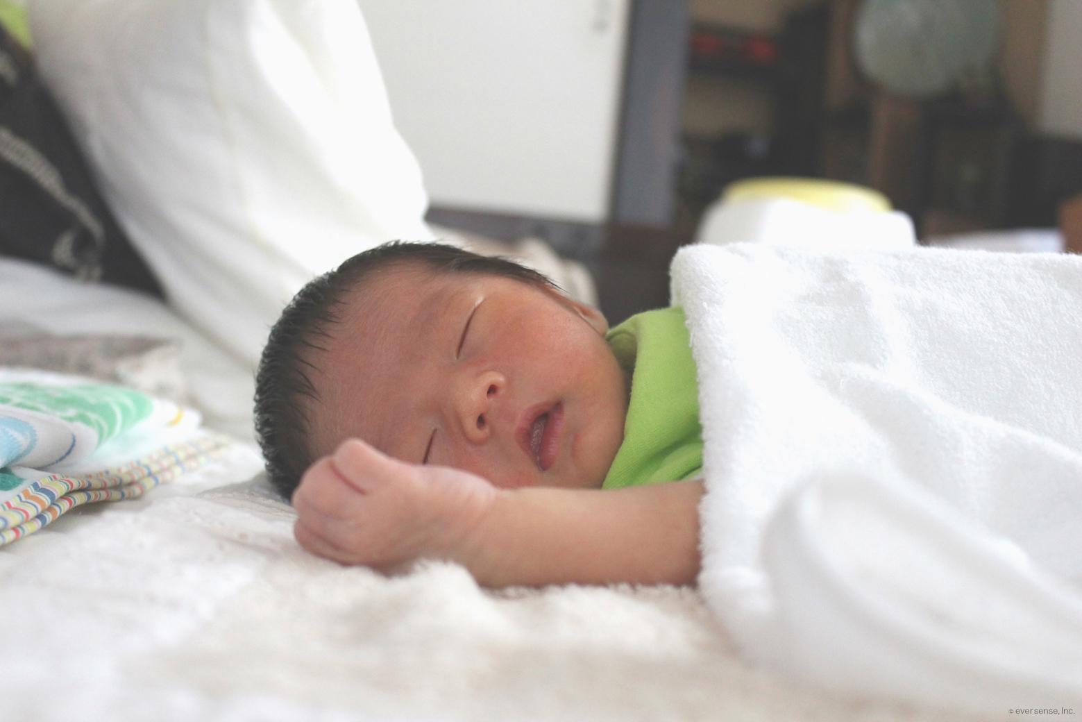【私の妊娠・出産体験記】予定日2週間前に破水!20時間後には産まれてました