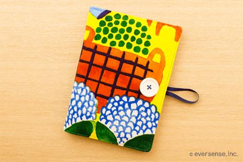 母子手帳ケース 作り方 3