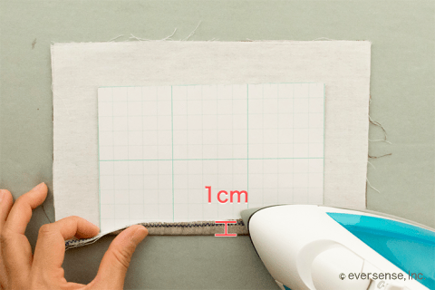 母子手帳ケース 作り方 8