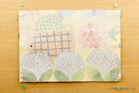 母子手帳ケース 作り方 19