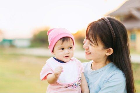 10ヶ月 日本人 赤ちゃん