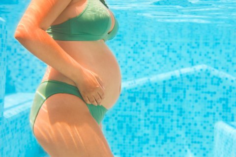 マタニティスイミング 水泳 妊婦 プール