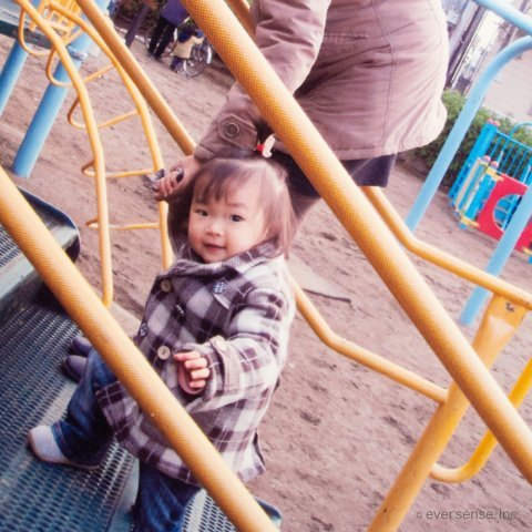 妊娠・出産体験記 C 二人目 公園
