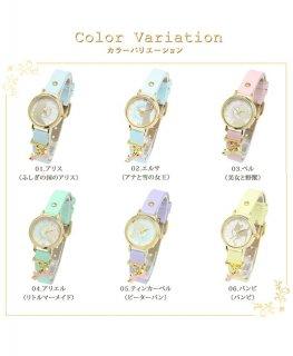要出典 7歳 女の子 誕生日プレゼント 腕時計  ディズニーキッズ時計