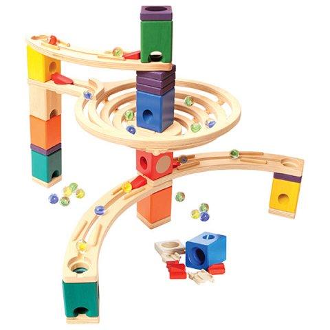 要出典 4歳 男の子 誕生日プレゼント 男の子 ボーネルンド NEW クアドリラ・ベーシックセット